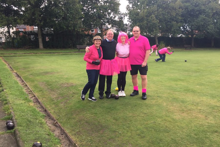 Crossens V Banks Charity Day Cancer Research 2016