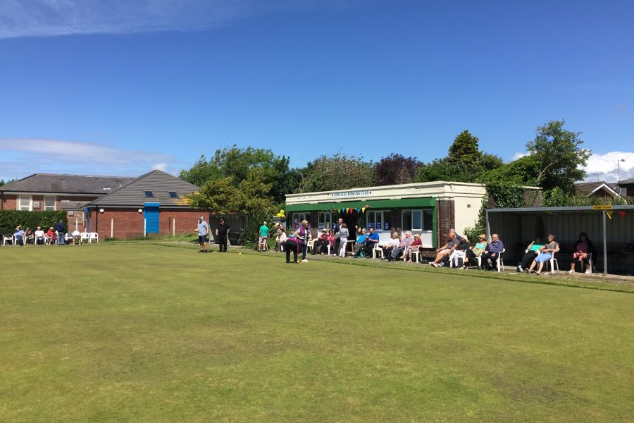 Crossens Bowling Club 80th Birthday Celebrations
